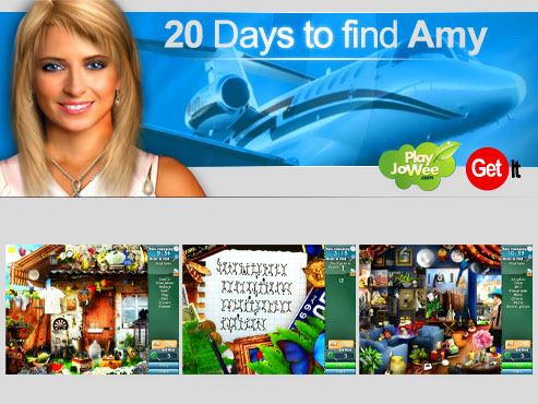 20 days to find Amy free