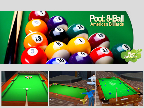 American Billiard Pool free